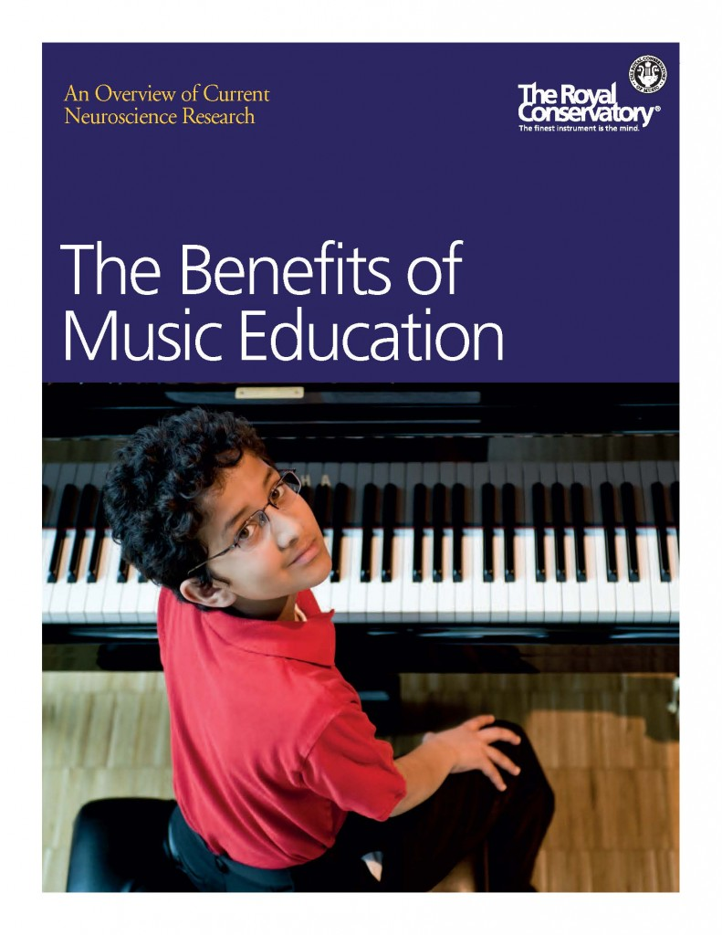 "essay on the benefits of music education ""a number of studies support the contention that students who participate in formal music education have papers, articles on current benefits of music."